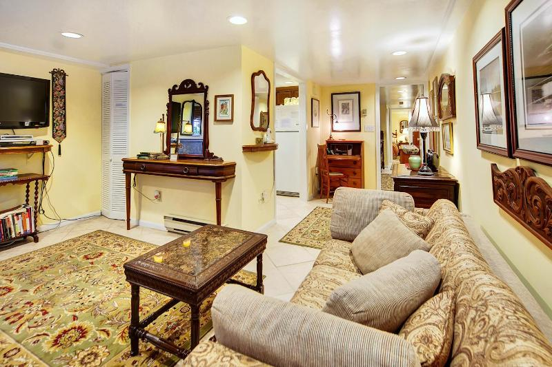 A Capitol Place, Aparmentt in Beautiful Victorian - Image 1 - Washington DC - rentals