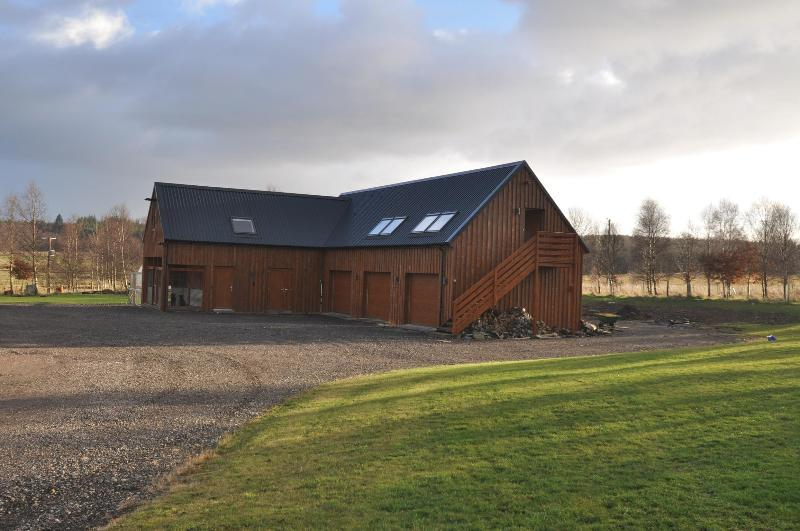 Exterior Willowbarn - Willowbarn Rafford - Forres - rentals