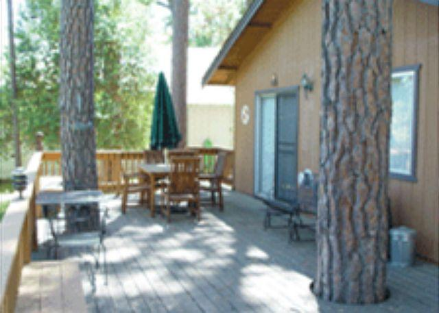Before - Secluded home in the trees-near activities, deck, A/C, fireplace, kitchen - Groveland - rentals