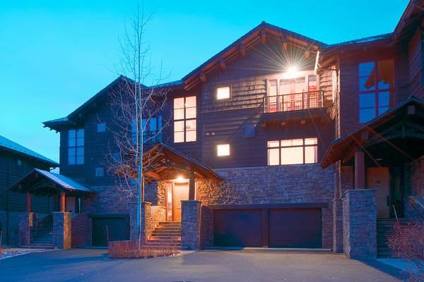 4 Bd/4 Ba Granite Ridge Lodge - Image 1 - Teton Village - rentals