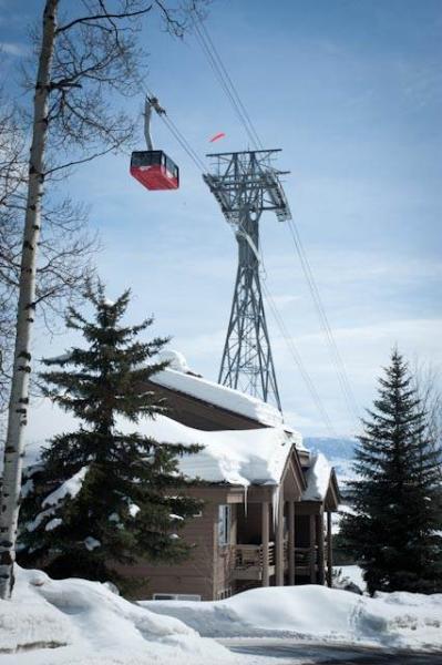 4BD/5BA Tram Tower - Image 1 - Teton Village - rentals
