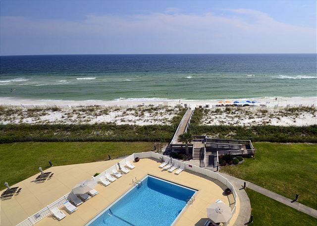 Regency Towers West 801 - Image 1 - Pensacola Beach - rentals
