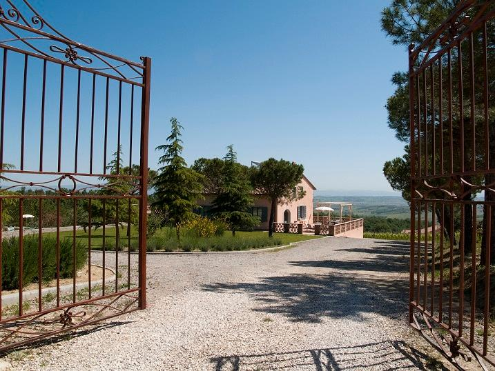 Nobile Vacation Rental Villa in Tuscany - Image 1 - Montepulciano - rentals
