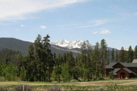 Deck View - Pines #2151 - Great Clubhouse / Shuttle to Ski! - Keystone - rentals