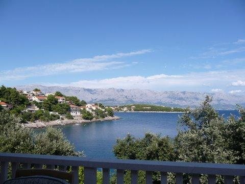 Appartment in villa for rent, Brac - Image 1 - Brac - rentals