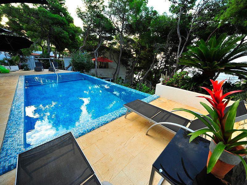 Luxury holiday villa, city of Hvar - Image 1 - Hvar - rentals
