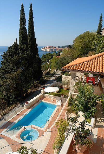 Luxury holiday villa, Dubrovnik - Image 1 - Dubrovnik - rentals