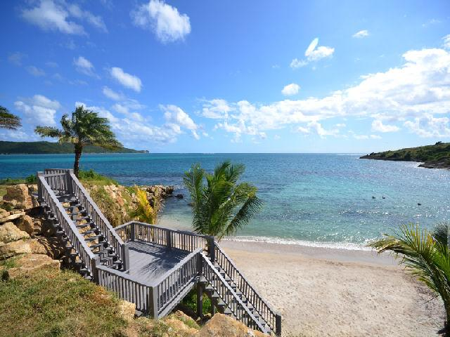 Villa Liene, Beach House. English Harbour - Image 1 - Antigua and Barbuda - rentals