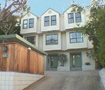 Ocean View Town House - Image 1 - Monterey - rentals