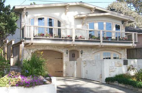 Carmel Beach Cottage - Ocean Views, Carmel-by-the-Sea Monthly Rental - Carmel - rentals