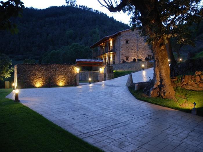 Main entrance - Masia La Casassa De Ribes - Ribes de Freser - rentals