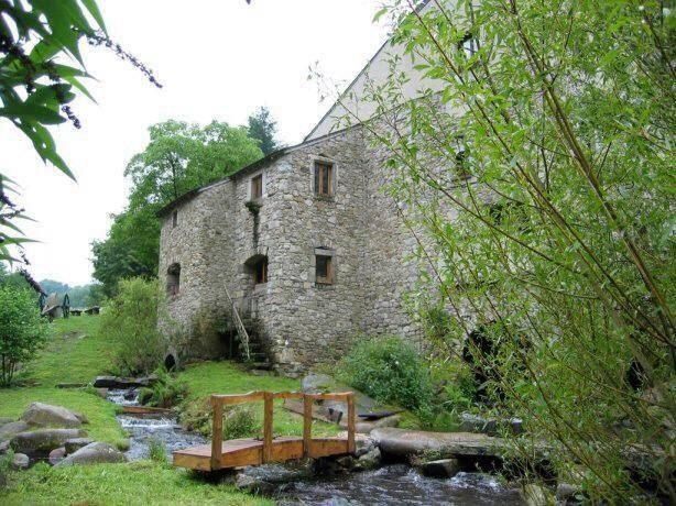 Nature pure au Moulin de Record, le BEZ/Ferrières, Tarn, Midi-Pyrénées, paradis de pêche + rando - Moulin de Record - Record Watermill Cottages - Brassac - rentals