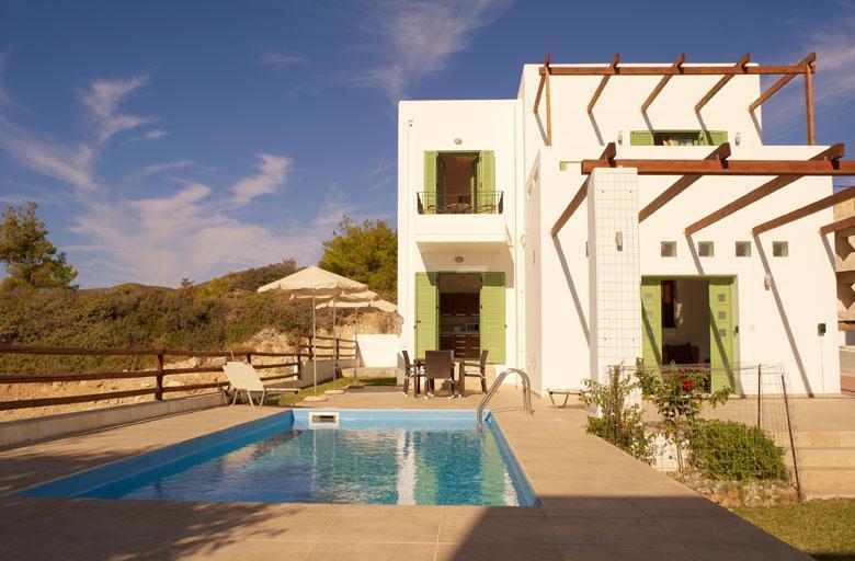 Villa Alexander - Stunning detached villa, private pool & sea views - Gennadi - rentals