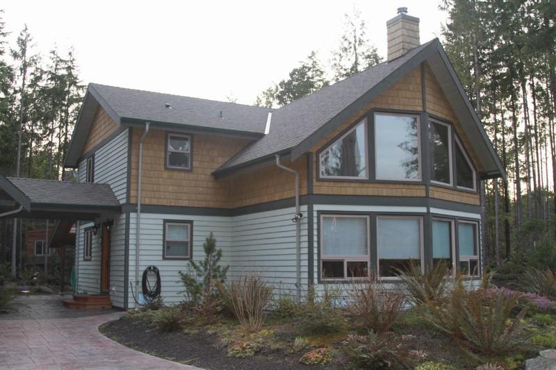 View of TidalView House - TidalView House, Tofino, British Columbia - Tofino - rentals