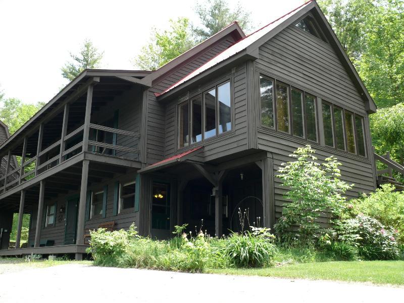 Rustic Elegance Log Home - Littleton - Image 1 - Littleton - rentals