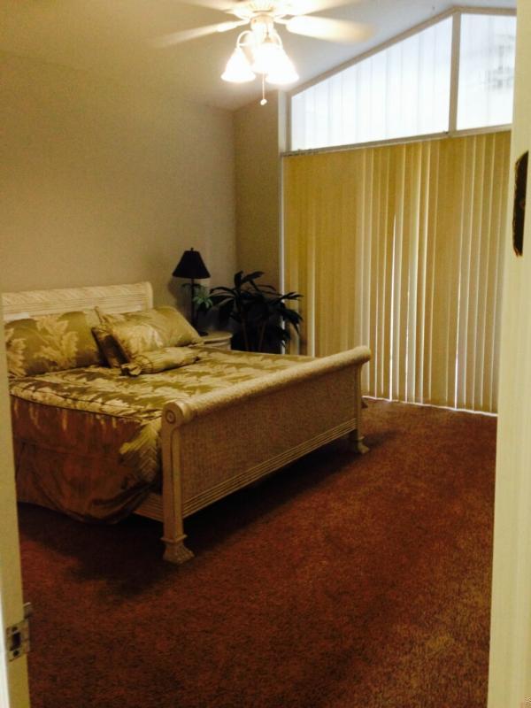 Master Bedroom - Villa 207 at Mariner's Club In Key Largo - Key Largo - rentals