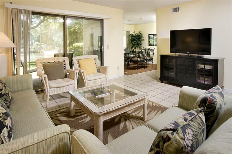 Racquet Club Villas 2313 - Image 1 - Hilton Head - rentals