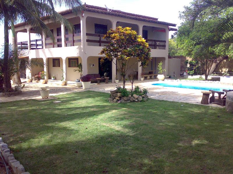 House & Garden - Fantastic House  with Beach and Lagoon - Joao Pessoa - rentals