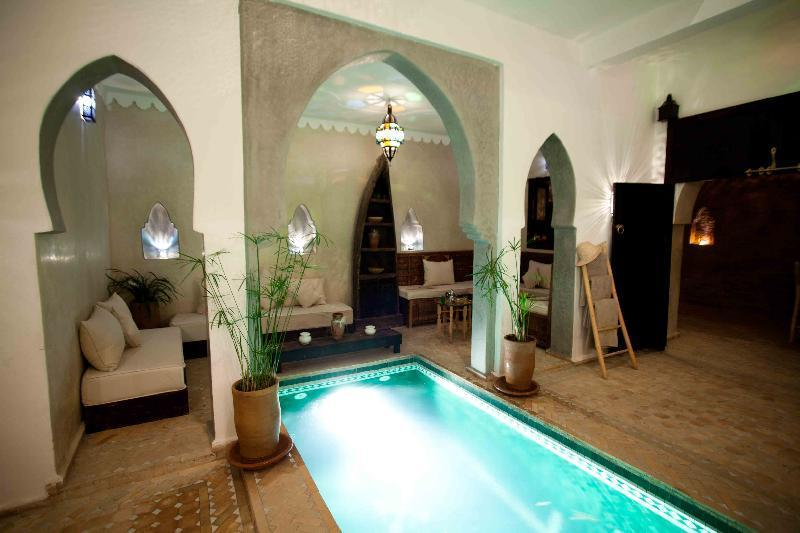 Whole Hotel Boutique Marrakech Center. Up to 12p! - Image 1 - Marrakech - rentals