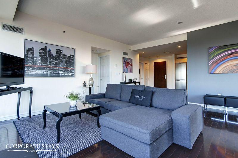 Montreal Impact 2BR Vacation Apartment - Image 1 - Montreal - rentals