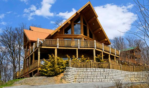 Paul Bunyan's Treehouse - Image 1 - Gatlinburg - rentals
