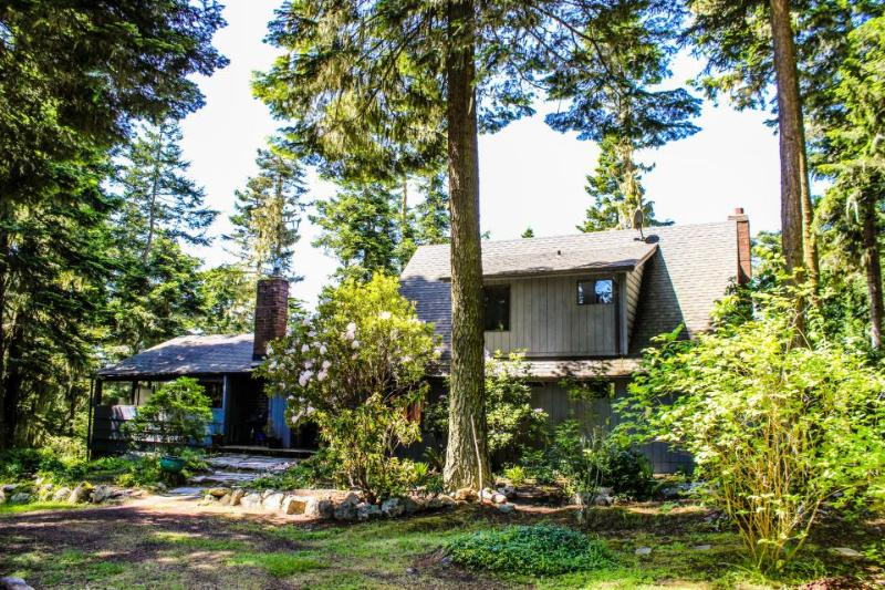 MacKaye Harbor Tree House - Image 1 - Lopez Island - rentals