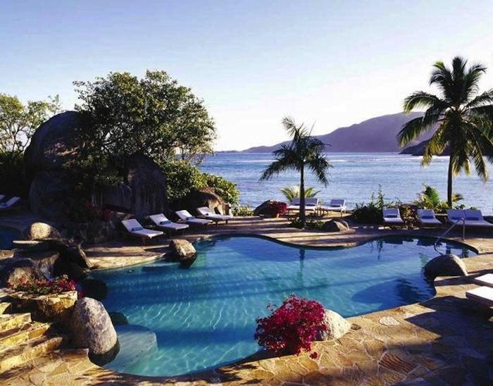 Luxury 4 bedroom Virgin Gorda, BVI villa. 180 degree panoramic views of the bay and surrounding islands! - Image 1 - Spanish Town - rentals