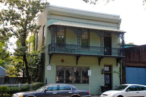 Magnolia Hall - Image 1 - Savannah - rentals