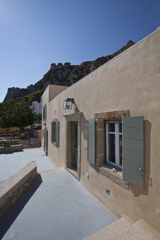 Exterior View - Main House - Borgo Serato Residence - Island of Kythira - Kythira - rentals