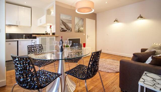Living-Room / Salon - FLAT PORTE DE VERSAILLES / PARIS - Francesville - rentals