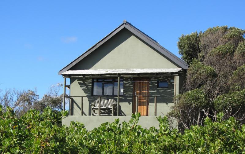 West facing balcony - Aloe Cottage - Kommetjie - rentals