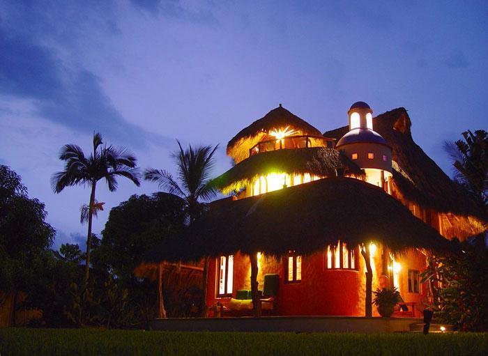 VillaMagnolia by night - Villa Magnolia B&B - La Cruz de Huanacaxtle - rentals