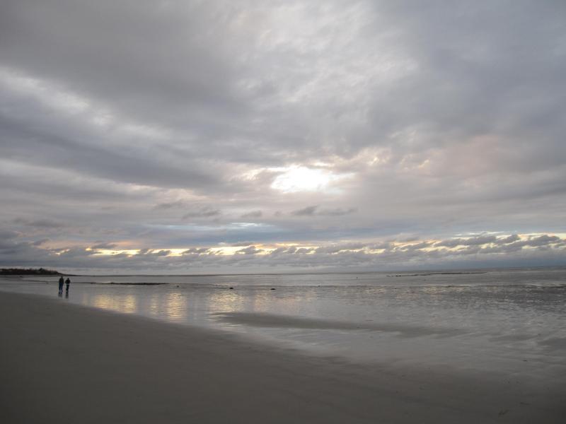 Magnificent sunset at Ocean Edge - Modern, Luxurious Cape Cod Villa at Ocean Edge - Brewster - rentals