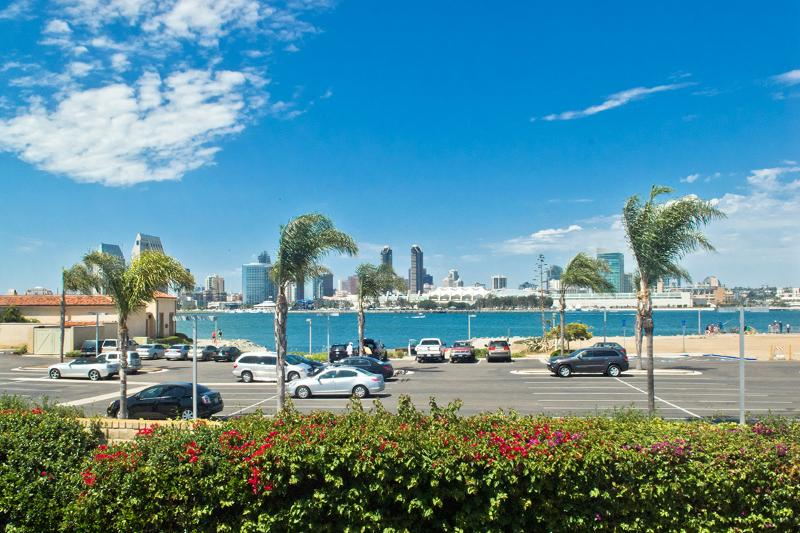 City and bay views from Townhome - Summer Available, Coronado, Views on the Bay! - Coronado - rentals