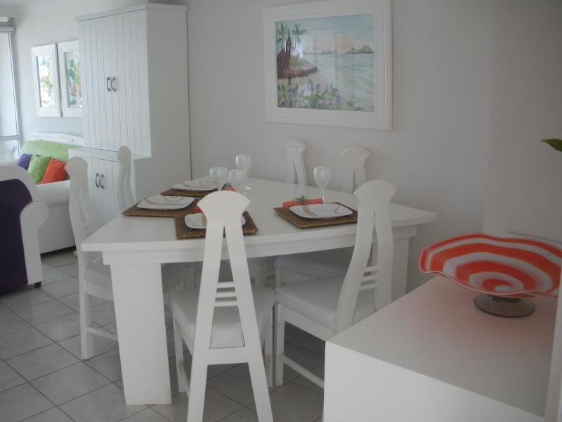 Dining Area - Beachfront Condo; Well Equipped, Well Furnished - Mazatlan - rentals