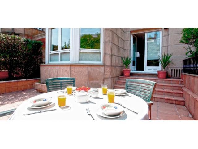 Bahía O1   Terrace, wiifi & parking - Image 1 - San Sebastian - Donostia - rentals