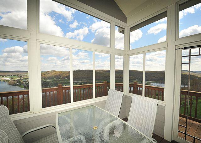 Screen Porch - Vista Emmanuel - McHenry - rentals