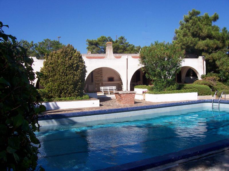 B&B Villa Fraula - lato vista mare - B&B - Villa Fraula - Salento - Santa Cesarea Terme - rentals