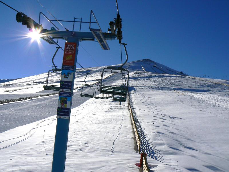 El Colorado Ski Resort Apartment - Image 1 - La Parva - rentals