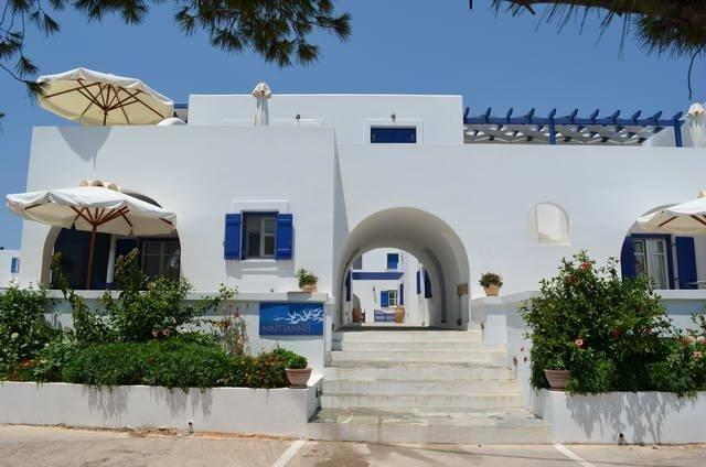 Maryianni complex - Maryianni Apartments - Kythira - rentals