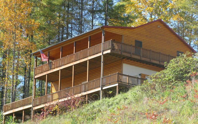 Jacks Creek Cabin - Jacks Creek Cabin Rental Burnsville NC - Burnsville - rentals