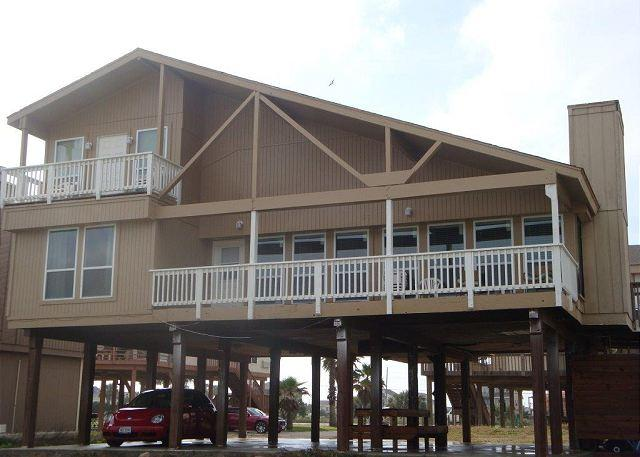 Beach Front Home - Image 1 - Galveston - rentals