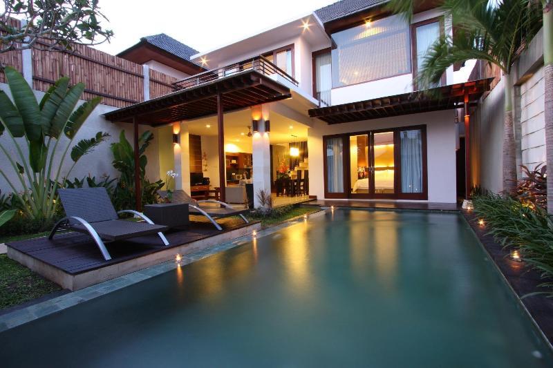 Two-bedrooms private - Grania Bali Villa 2-BR Private Swimming Pool - Seminyak - rentals