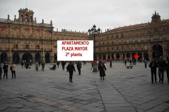Luxury apartament in Plaza Mayor (Salamanca,Spain) - Image 1 - Salamanca - rentals