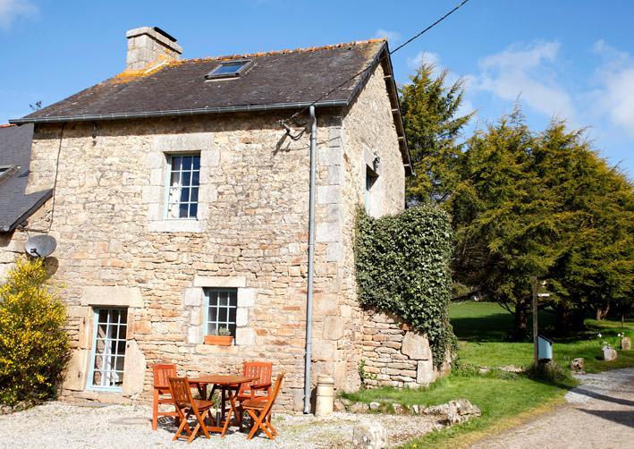 Le Pressoir - Le Pressoir at Gites Guebernez - Ploerdut - rentals
