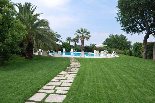 la piscina della villa - VITTORIA HOUSE - Civitanova Marche - rentals