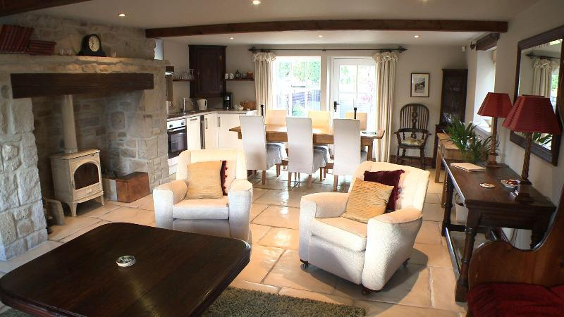 Lounge area - Holiday Cottage - Nelson - rentals