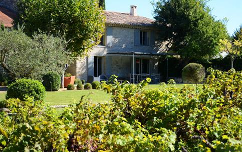 House from the vines - La Jaume, Gorgeous and Pet-Friendly 4 Bedroom Villa with Hot Tub - Menerbes - rentals