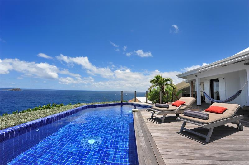Domingue at Pointe Milou, St. Barth - Ocean View, Amazing Sunset View, Complete Privacy - Image 1 - Pointe Milou - rentals