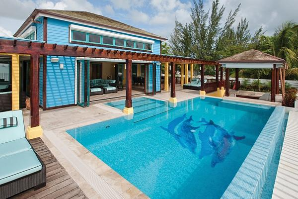 Tropical Breeze-Stunning Beach House Jolly Harbour - Image 1 - Jolly Harbour - rentals